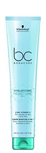 Schwarzkopf Professional BONACURE Hyaluronic Moisture Kick Curl Power 5, 125 ml
