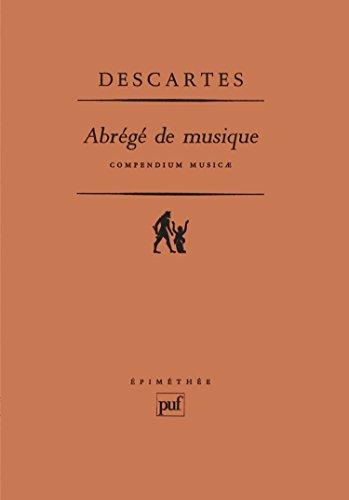 Abrégé de musique : Compendium musicae