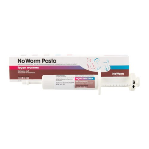 Exil No Worm Pasta (Paste) - 10 ml - MHB 08-2017