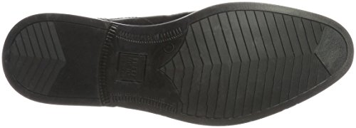 Fretz Men Mens Oskar Derbys Black (noir 51)