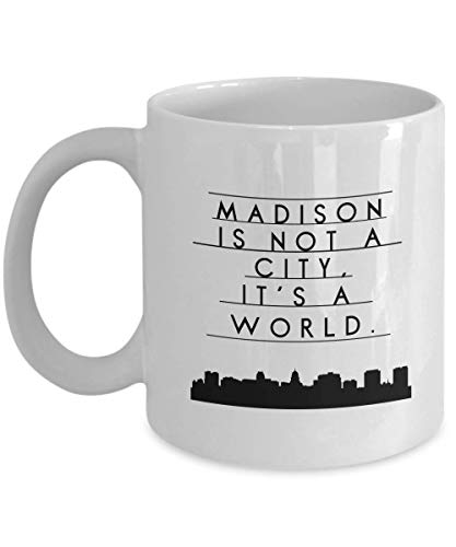 Coffee Mugs For Any USA WISCONSIN Souvenir