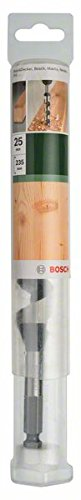 Bosch Holzschlangenbohrer mit 1/4 Zoll-Sechskantschaft (Ø 25 mm)