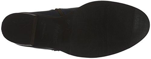 Marc Shoes - Savona, Stivali bassi con imbottitura leggera Donna Blu (Blau (Ocean Comb. 00008))