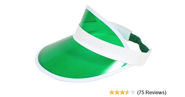 726e512358e Henbrandt Green Sun Visor - Croupier Poker Dealer  Amazon.co.uk  Toys    Games