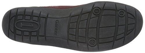 Ganter - Gill, Weite G, Scarpe stringate Donna Rosso (Rot (rubin 4300))