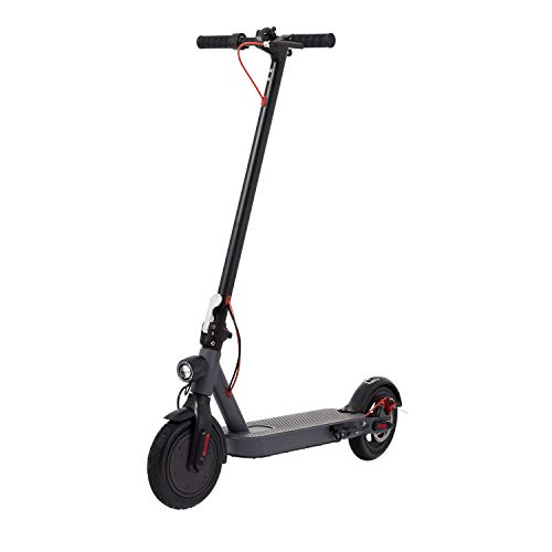 ECOGYRO GScooter S9 XBOOST - Trottinette Electrique/Black 250W 250W 7.8Ah 25Km/h 25Km