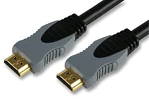 Cable Mountain 7m Gold Plated Premium High Speed HDMI Cable