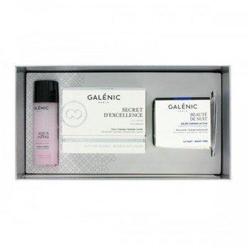 galenic-cofre-secret-dexcellence-crema-50ml-gel-crema-noche-15ml-aqua-infini-locion-tratante-40ml
