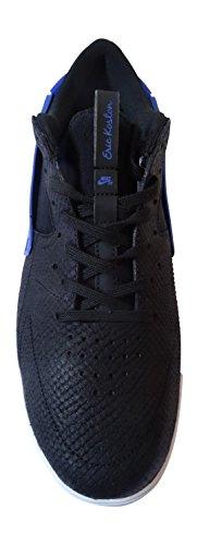 Nike Eric Koston Huarache, Chaussures de Skate Homme noir=bleu