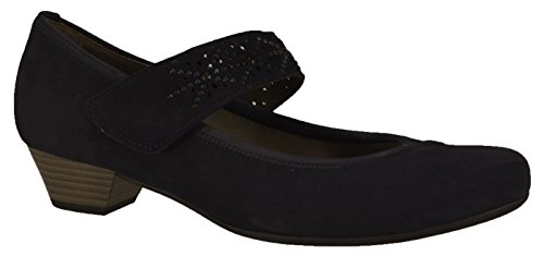 Gabor Shoes 75.210.95 Damen Pumps Dunkelblau