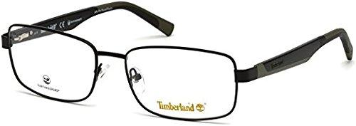 Timberland TB1577 Eyeglasses 002 Matte Black 54-17-140