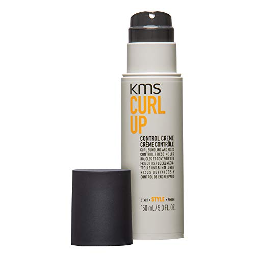 KMS California Curl Up Control Creme, 1er Pack (1 x 150 ml) -