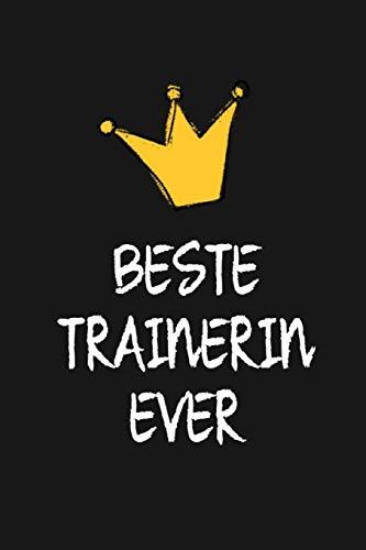 Beste Trainerin: DIN A5 • Punkteraster 120 Seiten • Kalender • Notizbuch • Notizblock • Block • Terminkalender • Abschied • Abschiedsgeschenk • Ruhestand • Arbeitskollegin • Geburtstag - Besten Yoga-hose