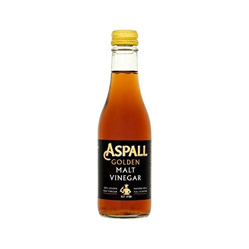 Aspall Vinaigre De Malt 250Ml - Paquet de 4
