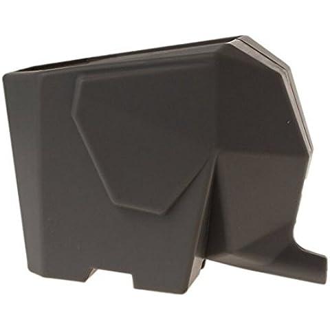 HENGSONG Elephant Portaspazzolini Stoccaggio Supporti da Cucina Bacchette Posate Rack