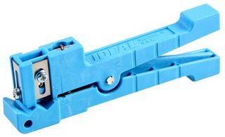 STRIPPER, COAX CABLE 45-164-341 By IDEAL Ideal Coax Cable Stripper