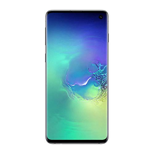 Foto Samsung Galaxy S10 Smartphone, Verde (Prism Green), Display 6.1