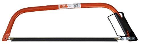 Bahco SE-15-36-23 Se-Bügelsäge 910mm mit Hobelzahnung für Holz, 910 mm -