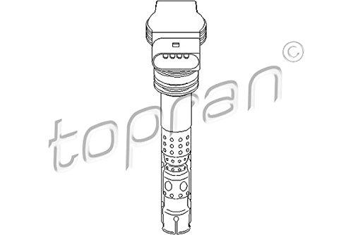 Preisvergleich Produktbild TOPRAN Zündspule,  109 541