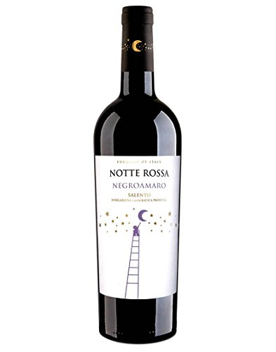 Salento IGT Negroamaro Notte Rossa 2018 0,75 L