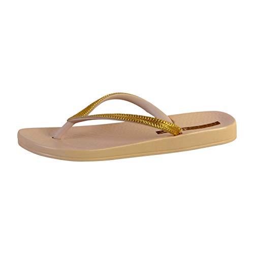 Ipanema Anatomic Metallic Metallic Thong Sandal
