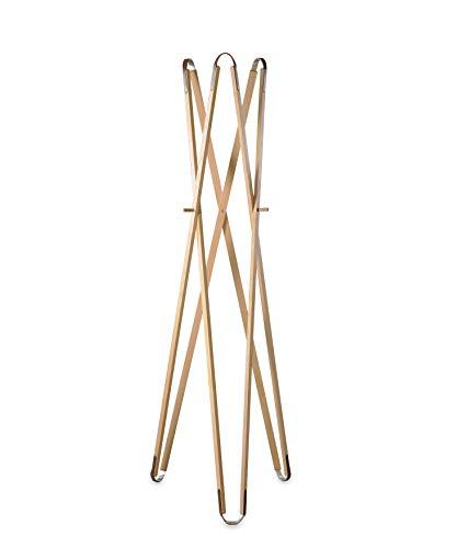 werkstatt-design Garderobe X3 aus Holz, Eiche geölt