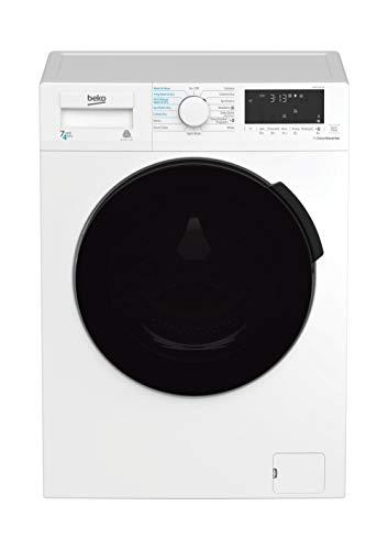 Beko WDB7426R1W 7kg/4kg 1400rpm Washer Dryer - White