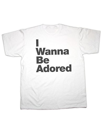 Sherbet Dip I Wanna Be Adored T Shirt. All Sizes