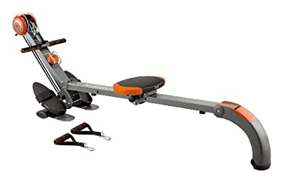 Body Sculpture BR3010 Rower and Gym from Body Sculpture