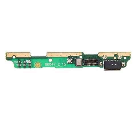 Entrée Porte Charge + Microphone Ribbon + Keypad Board Câble Flex pièce de rechange remplacement pour Xiaomi Redmi 2