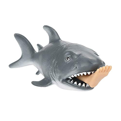 ishies Shark Toys Squeeze Foot Out Stress Relief Spielzeug ()