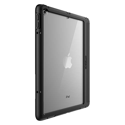 OtterBox Symmetry Folio Series Case 77-60251 Compatible for iPad (5th and 6th Generation) - Starry Night - (Clear/Black/Dark Grey MICROSUED)