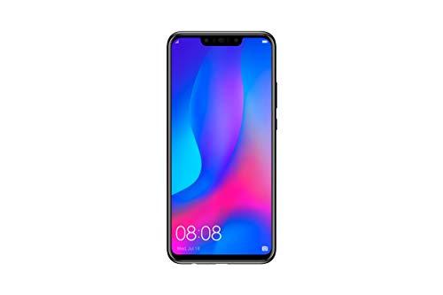 Huawei Nova Dual SIM 128GB - Huawei Nova 3 Dual SIM - 128GB, 4GB RAM, 4G LTE, Black