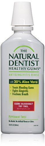 The Natural Dentist Moisturizing Healthy Gums...