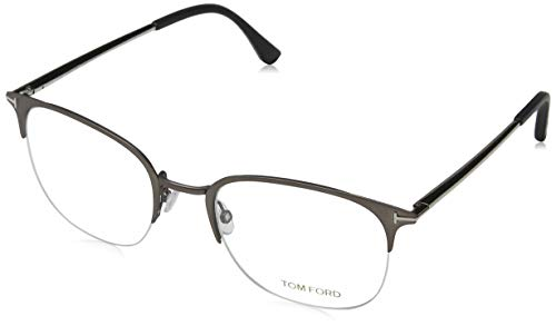 Tom Ford Herren Brille Ft5452 013 54 Brillengestelle, Gunmetal,
