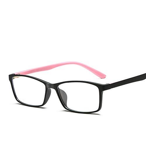 XCYQ Brillengestell Frauen Optische Brillengestell Brillengestell Vintage Eyewear Spectacle Frame, C.