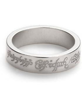 Gleader 1 x Magnetisch Ring Ringe Magic Magnetring Zauberartikel Zaubertrick Silberfarbe
