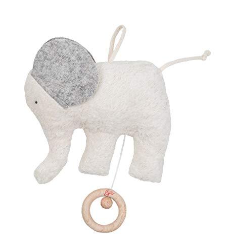 Efie, Spieluhr Elefant, Melodie Brahms Wiegenlied