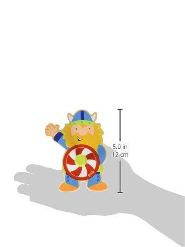 Niños perchero Goki (Vikingo)