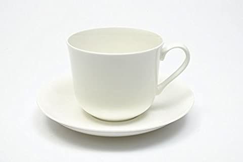 Maxwell et Williams Cashmere Bone China Breakfast Cup and Saucer