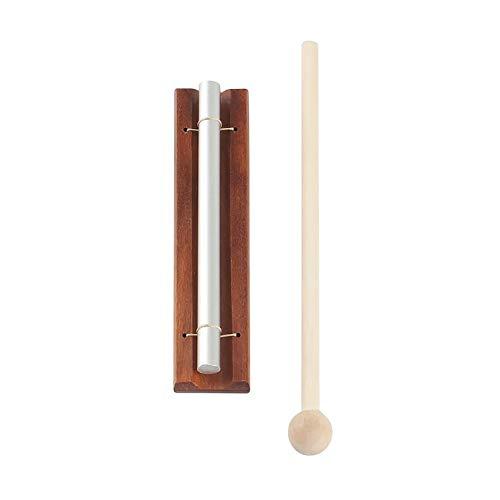 Wenwenzui-ES Einzelne Klangwindspiele mit Mallet Sound Crisp Orff Percussion Instrument - Echo-wind Chime