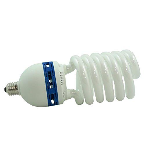 DynaSun 10265 SYD125W Spiral Energiespar Lampe