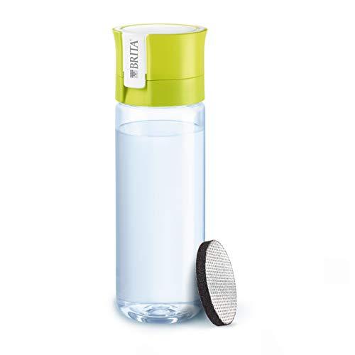 BRITA Fill & Go Bottiglia con Filtro 06 L 6x8x23