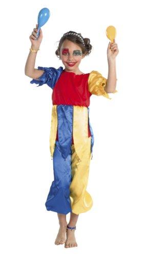 Déguisement Danseuse Troubadour - 5/7 Jahre (Kostüm De Troubadour)