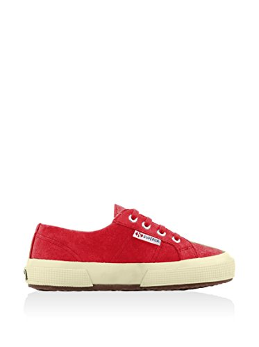 Superga 2750- suej, unisex-child Rot (Indian Red AG1)