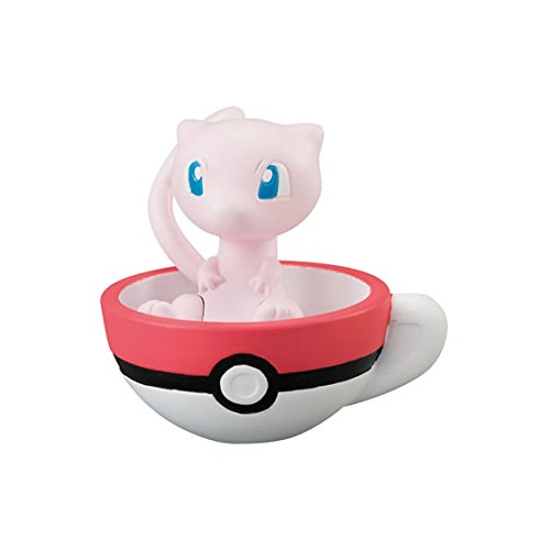 Preisvergleich Produktbild Pokemon X.Y.Z Tea Time Mascot Figure Part 2~Mew