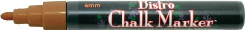 Bistro Chalk Chalk Chalk Marker 6mm Bullet Tip-Brown B074YFCB67 | à Gagnez Un Haut Admiration  c8e27e