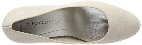 Marco Tozzi 22404, Scarpe con Tacco Donna Beige (Dune)