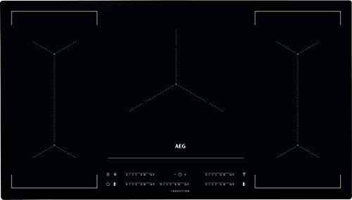 AEG IKE95454IB Induktionskochfeld autark Hob²Hood-Funktion Bridge-Funktion 90cm