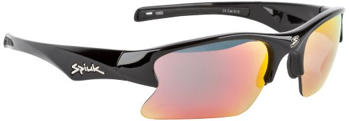 Spiuk Torsion - Gafas de ciclismo unisex, color negro
